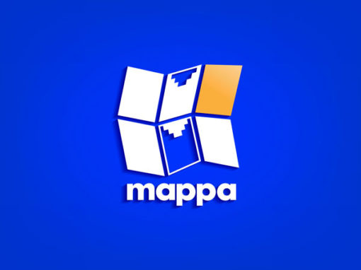 Logo refresh for Mappa