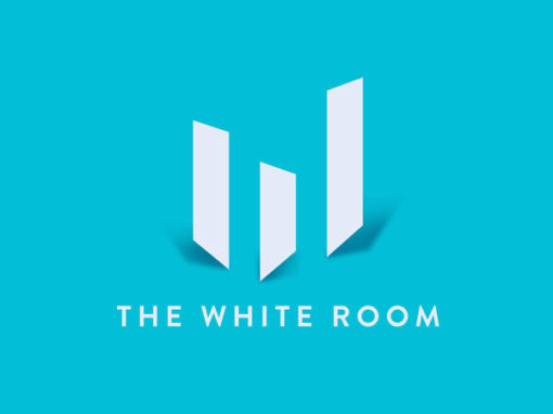 Brand development for The White Room